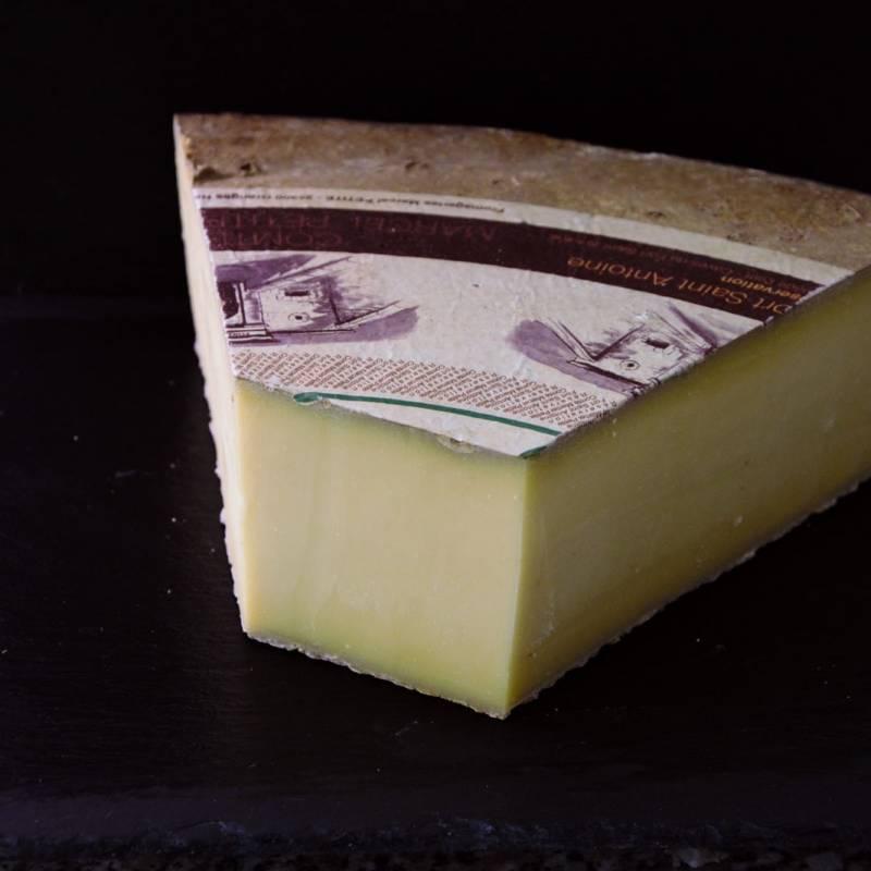 comté jura fromage