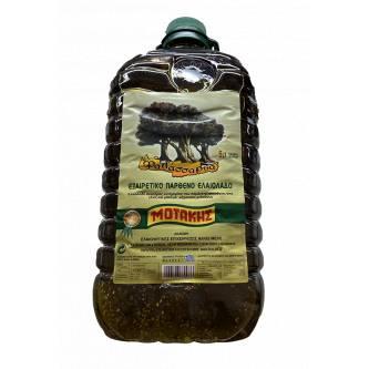 Huile d'olive bidon 5 litres