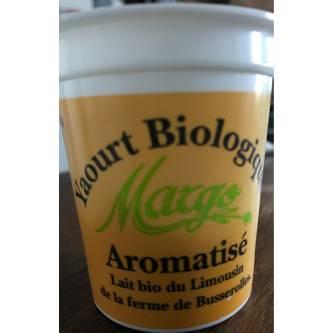 yaourt nature bio X4