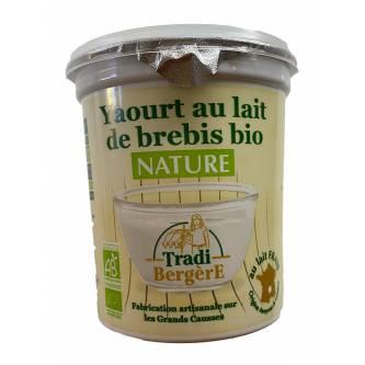 yaourt brebis bio 400G